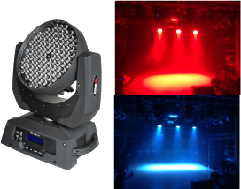 LED-Moving-Head-Light